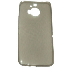Emco for HTC One M9 + Plus Pudding Soft Mercury Case - Abu-Abu