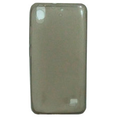 Emco for Huawei Ascend G620s Pudding Soft Mercury Jelly Case - Abu-Abu