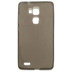 Emco for Huawei Ascend Mate7 Executive Premium Max MR OEM Back Side Cover Bumper Case - Abu-abu