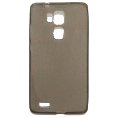 Emco for Huawei Ascend Mate7 Pudding Soft Mercury Case - Abu-Abu
