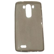 Emco for LG G3 Executive Premium Max MR OEM Back Side Cover Bumper Case - Abu-abu