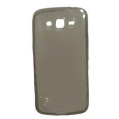 Emco for Samsung Galaxy Grand 2 Executive Premium Max MR OEM Back Side Cover Bumper Case - Abu-abu