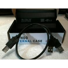 Enclosure Casing Hardisk laptop MTECH USB 2.0