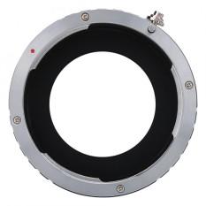 EOS-FX Lensa Fokus Manual Kontrol Kamera Transfer Adapter Ring Aksesoris Fotografi-Intl