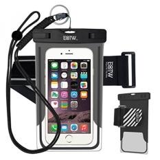 EOTW Waterproof Cell Phone Case Dry Bag Pouch Pocket dengan Armband Case untuk IPhone 6 6