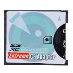 Review Ep 025 Sd Sdxc Sdhc Ekstrim Cf Tangan Flash Tipe Ii Adaptor Oem