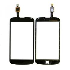 Epartsolution-OEM LG Nexus 4 E960 Lensa Digitizer Kaca Layar Sentuh Hitam Penggantian Bagian Penjual USA-Intl