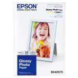 Epson 4R Glossy Photo Paper 50 Sheets Murah
