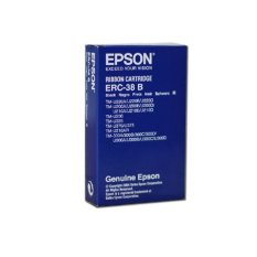Jual Epson Erc 38 Black Ribbon Cartridge 1 Box 10 Buah Epson
