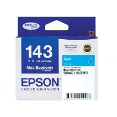 EPSON INK CARTRIDGE 143 CYAN (C13T143290)