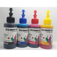 Epson Isi Ulang Diamond Ink 100ml @4 warna