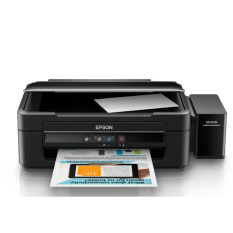 Epson L360 Hitam Printer [Print/Scan/Copy] RESMI