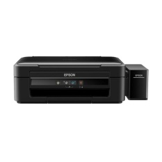 Epson L380 All-in-One Ink Tank Printer - Hitam