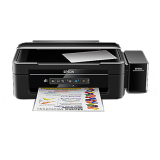 Jual Epson L385 Wi Fi All In One Ink Tank Printer Epson Original