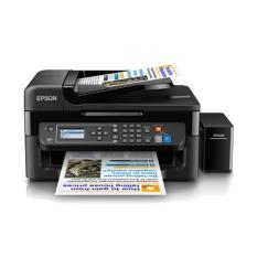 EPSON L565 PRINTER - (PRINT-SCAN-COPY-WIFI-FAX)