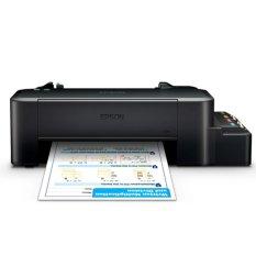 Epson Printer Infus L120 Resmi - Hitam