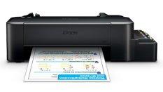 Cuci Gudang Epson Printer L120 Print Hitam