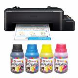 Harga Epson Printer L120 Sun Premium Ink Nfi Bcmy Satu Set