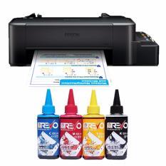 Epson Printer L120 SUN REVO Smart Ink 100ml BCMY