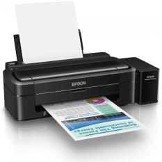 Epson Printer L310 Resmi - Hitam