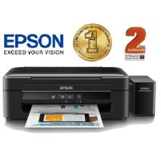 Jual Epson Printer L360 Print Scan Copy Hitam North Sumatra Murah