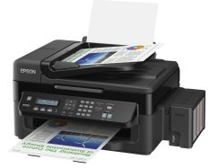 Jual Epson Printer L565 Print Scan Copy Wifi Fax Di North Sumatra