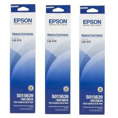 EPSON RIBBON CARTRIDGE LQ310 DOT MATRIX BLACK (C13S015639/C13S015634)
