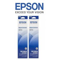 Epson Ribbon LQ310 Cartridge SO15639/SO15634 (2 pcs)