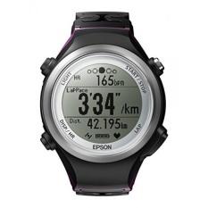 Epson Runsense SF-810 GPS Jam Tangan dengan Dibangun Di-Dalam Jantung Kecepatan Monitor-Internasional