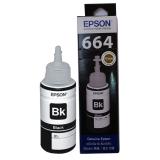 Harga Epson T6641 Tinta Botol Epson L Series Black Merk Epson