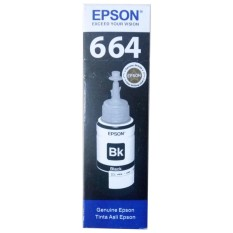 MURAH - Epson T6641 Tinta Printer Original - Hitam