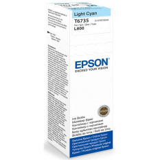 Epson T6735 Tinta Botol Epson L800 Series - Light Cyan