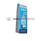 Harga Epson Tinta 664 Original L100 L110 L120 L200 L210 L220 L300 L310 L350 L355 L360 L365 L455 L550 L555 L565 L655 L1300 Cyan Biru Dan Spesifikasinya
