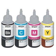 Jual Epson Tinta Botol Set Original T6641 T6644 Epson