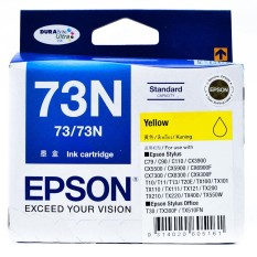 Harga Epson Tinta Printer 73N Kuning Branded