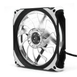 Harga Era Eclipse 120Mm Led Pendingin Cooler Kipas Komputer Desktop Kebisingan Yang Lebih Rendah Cooling Fan Intl Asli