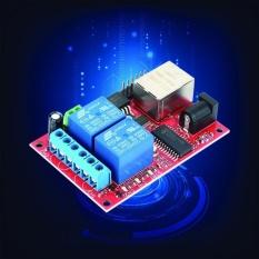 ERA LAN Ethernet Relay Board Delay Switch TCP/UDP Controller Modul WEB Server-Intl