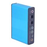 Beli Era Usb 6 Channel 5 1 Kartu Suara Eksternal Audio Eksternal Adaptor Untuk Laptop Pc Skype Intl Secara Angsuran