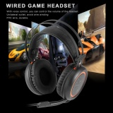 Daftar Harga Era Wired Gaming Headphones Usb 7 1 Surround Sound Headset With Mic For Computer Intl Oem