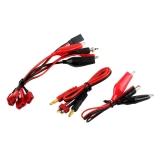 Beli Era Rc Lain Konektor Set Kabel Steker T For Pisang Konektor For Imax B6 B6Ac Charger Baru