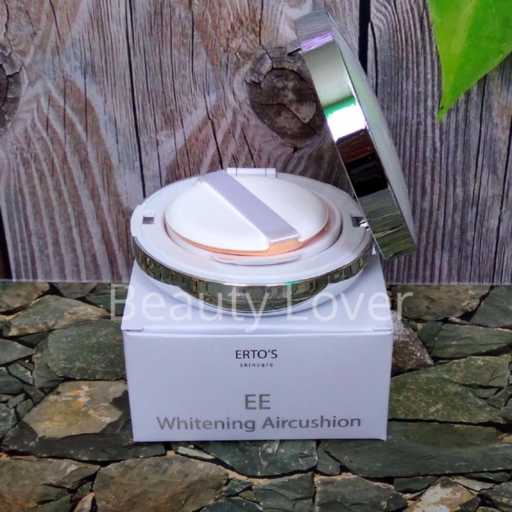 Jual Ertos Ee Whitening Aircushion Erto S Cushion Original Import