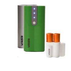 Eser Baterai Bisa Diganti Powerbank 2A 8800Mah 2 Casing Eu88Tgw Eser Diskon