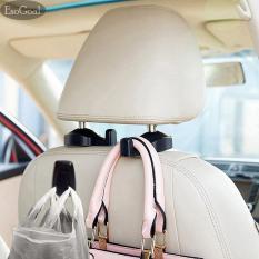 Beli Esogoal 2 Packs Car Seat Hook Headrest Hook Hanger Hanger Organizer For Tas With 3 Pcs Mini Multi Purpose Car Hanger Holder Hook Nyicil