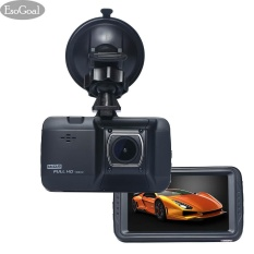 Beli Esogoal 3 Dash Cam 4 Pcs Ir Light Night Vision 1080 P 120 ° Mobil Dvr On Dash Perekam Video Kamera G Sensor Camcorder Kamera Motion Detection Murah Di Tiongkok