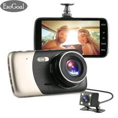 Perbandingan Harga Esogoal 4 Dash Cam Lensa Depan Dan Belakang Ganda Kamera Night Vision 1080 P 140 ° Car Dvr Pada Dash Perekam Video Kamera G Sensor Camcorder Motion Detection Intl Di Tiongkok