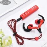 Promo Esogoal Headphone Olahraga Nirkabel Bluetooth Tahan Keringat Biru Akhir Tahun