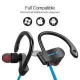 EsoGoal Bluetooth Nirkabel Headphone Sport Workout Telinga Tunas Gym Headset Berlari earphone Tahan Keringat Earbud (biru) | Lazada Indonesia