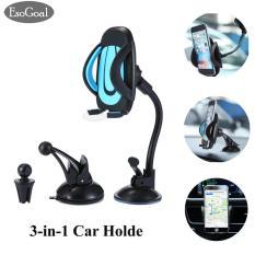Jual Esogoal Mobil Mount Holder 3 In 1 Air Vent Phone Tempat Dudukan Dashboard Kaca Depan Universal Untuk Iphone Android Dan Lebih Banyak Perangkat Intl Esogoal Ori