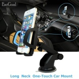 Jual Esogoal Car Mount Holder 3 In 1 Universal Smartphones Car Air Vent Gps Dashboard Or Windshield Touch Car Mount Holder For Iphone Samsung And Gps Navigations Blue Intl Esogoal