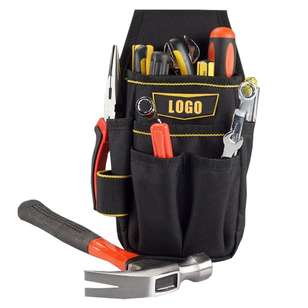 Jual Esogoal Hardware Tool Kit Bag Waist Pocket Tool Bag For Tool Collection Esogoal Asli